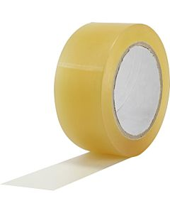 "ProTapes Pro Splice Premium Vinyl Tape 2"" (Clear)"