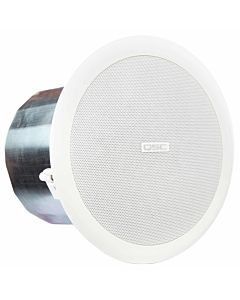 "QSC AC-C6T 6.5"" Two-Way Ceiling Speaker"
