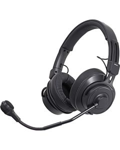 Audio-Technica BPHS2-UT Unterminated Broadcast Stereo Headset