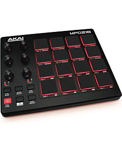 Akai MPD218 Feature-Packed, Highly Playable Pad Controller