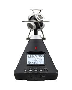 Zoom H3-VR Handy Recorder - VR Ready Ambisonics B Format Recorder