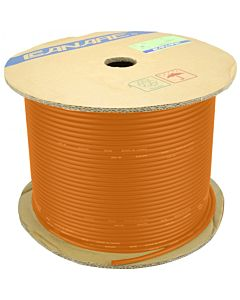 Canare GS-6 OFC Guitar, Keyboard and Instrument Cable (Orange, 656'/200m)