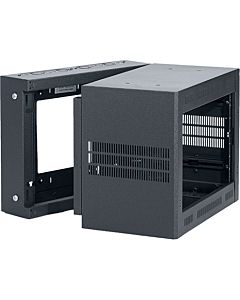 "Lowell LWR-719 - 19"" 7U Wall Mount Rack"
