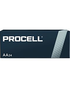 Duracell Procell AA Batteries (Box of 24)