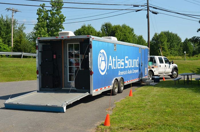 Atlas Sound Trailer coming to Performance Audio!