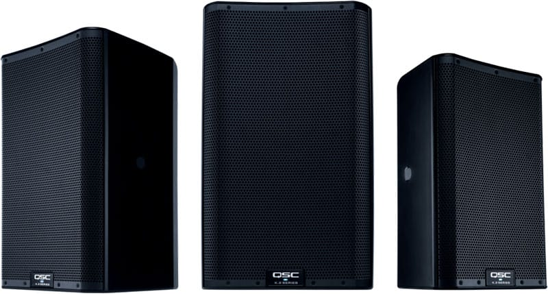 The New QSC K.2 Series Hits it Out of the Park!