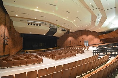 Salt Lake City High School Leverages Dante Networking for Multi-use Auditoriums