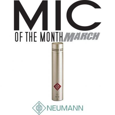 Mic of the Month - March 2017 - Neumann KM184