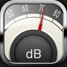 Decibel Meter Pro on iOS and Android